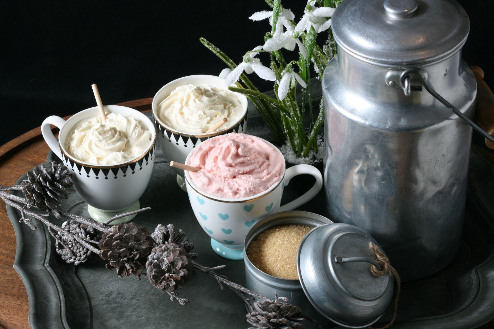 heiße Schokolade, Orange, Ingwer, Zartbitter Schokolade, weiße Schokolade, Kardamom, Sahne, Kaffee, Trinkschoki, Geschenke aus der Küche