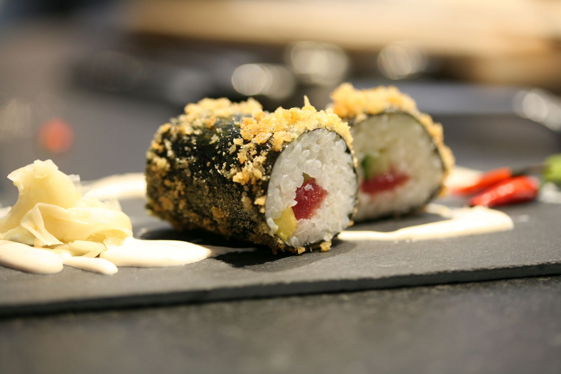 Food.Blog.Meet. Koeln, Christian Henze, Sushi