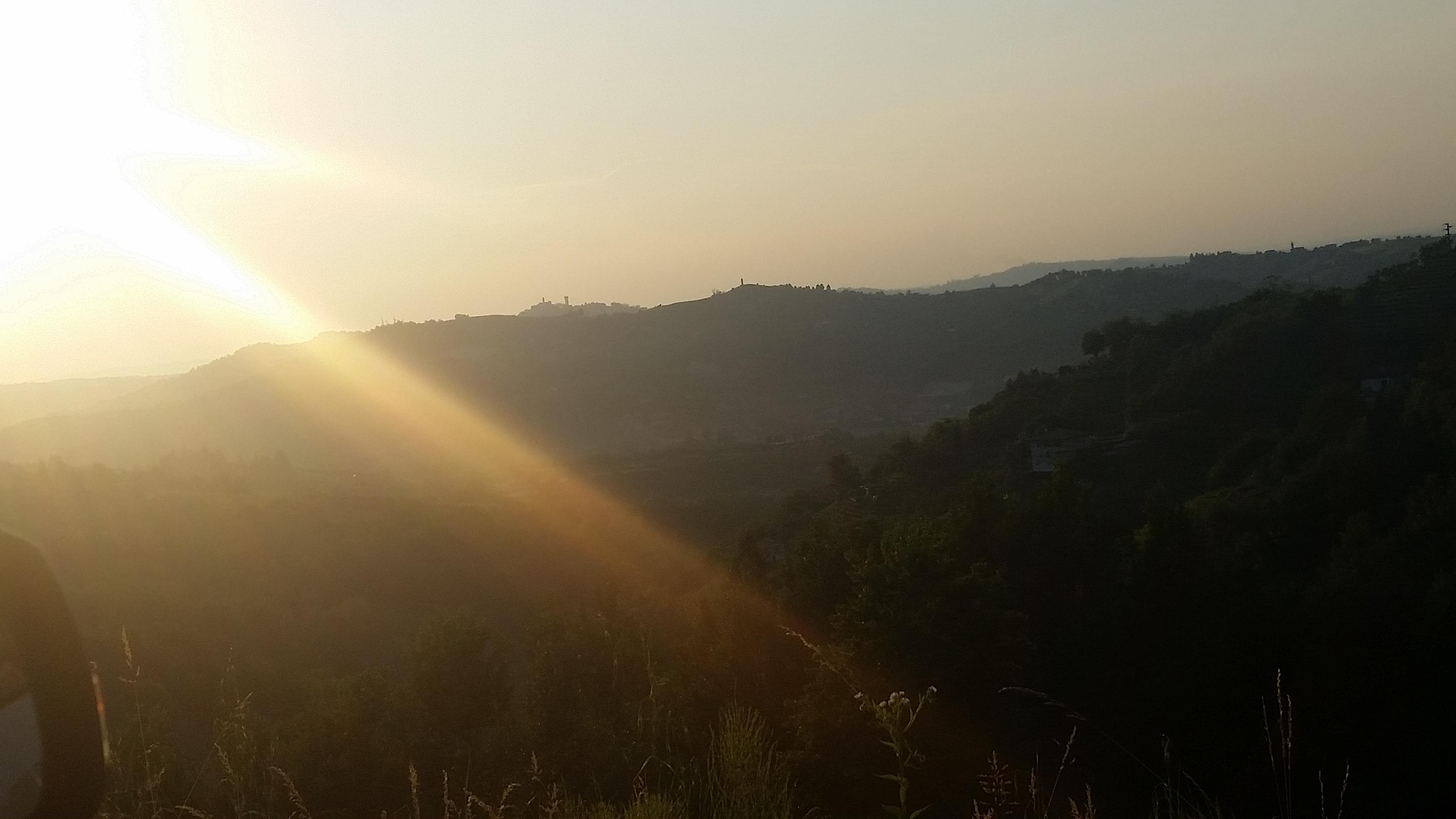 gestreifte Ravioli, Italien, Piemont, Wein, Barbera