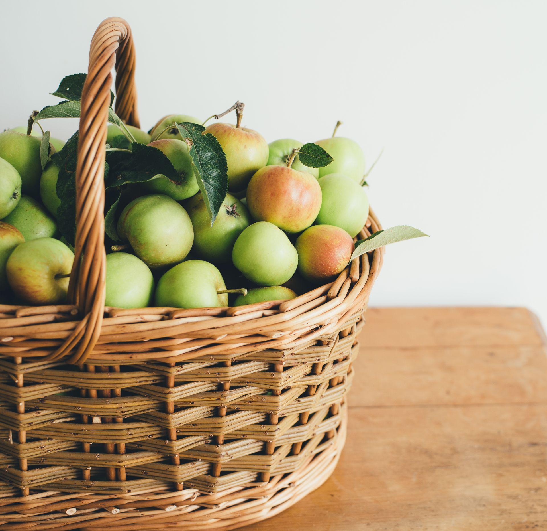 Apfeltartelettes-metz-äpfel