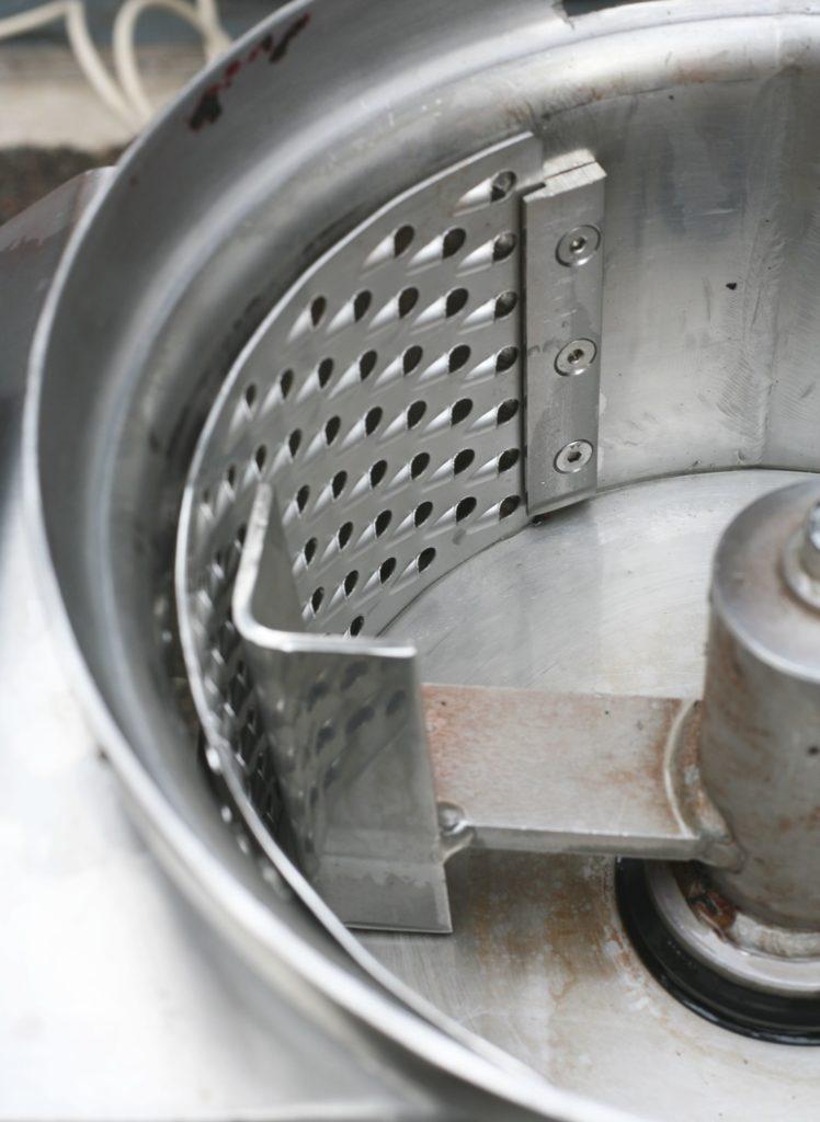 Destillerie Kohler Maschine