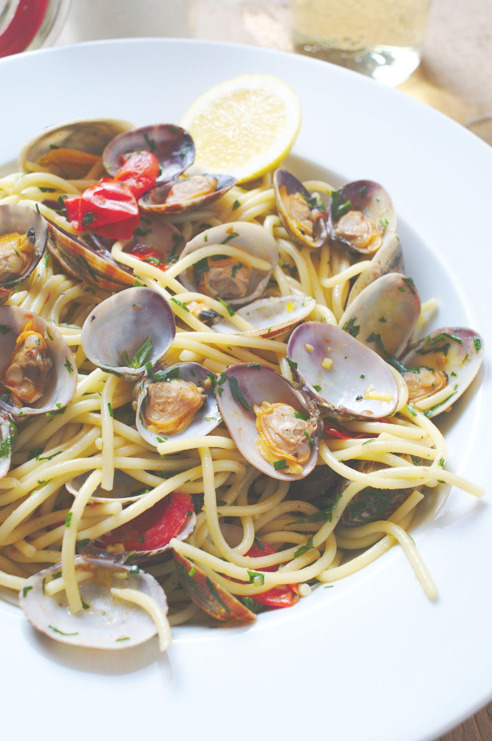 Rezept Spaghetti Vongole
