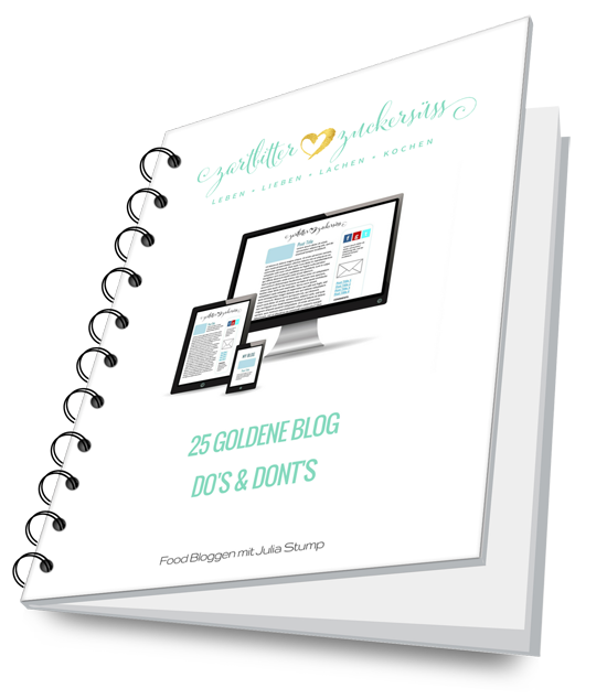 ebook cover die besten 25 blogger tipps food blog
