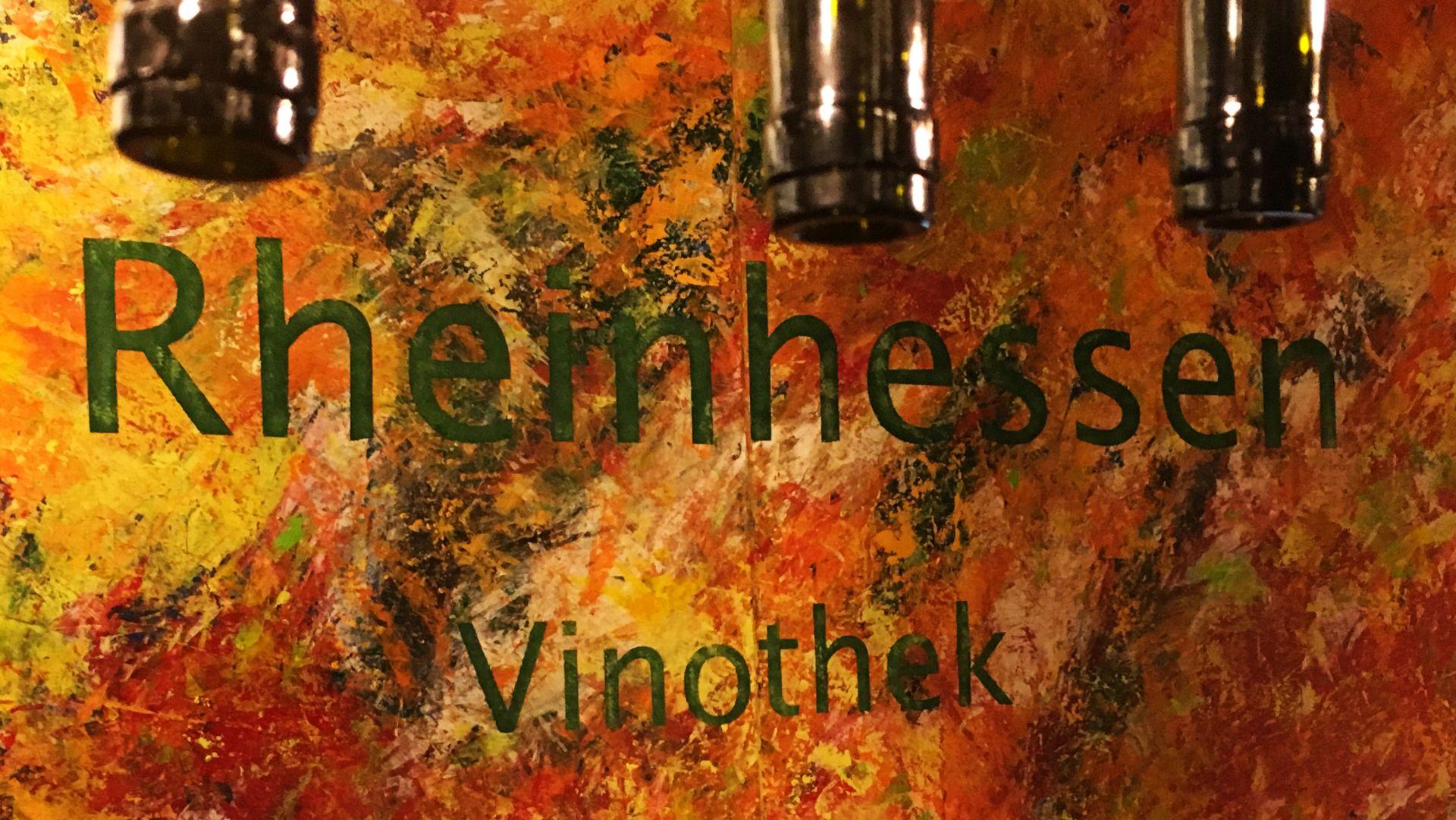 Rheinhesssen Vinothek Weintasting