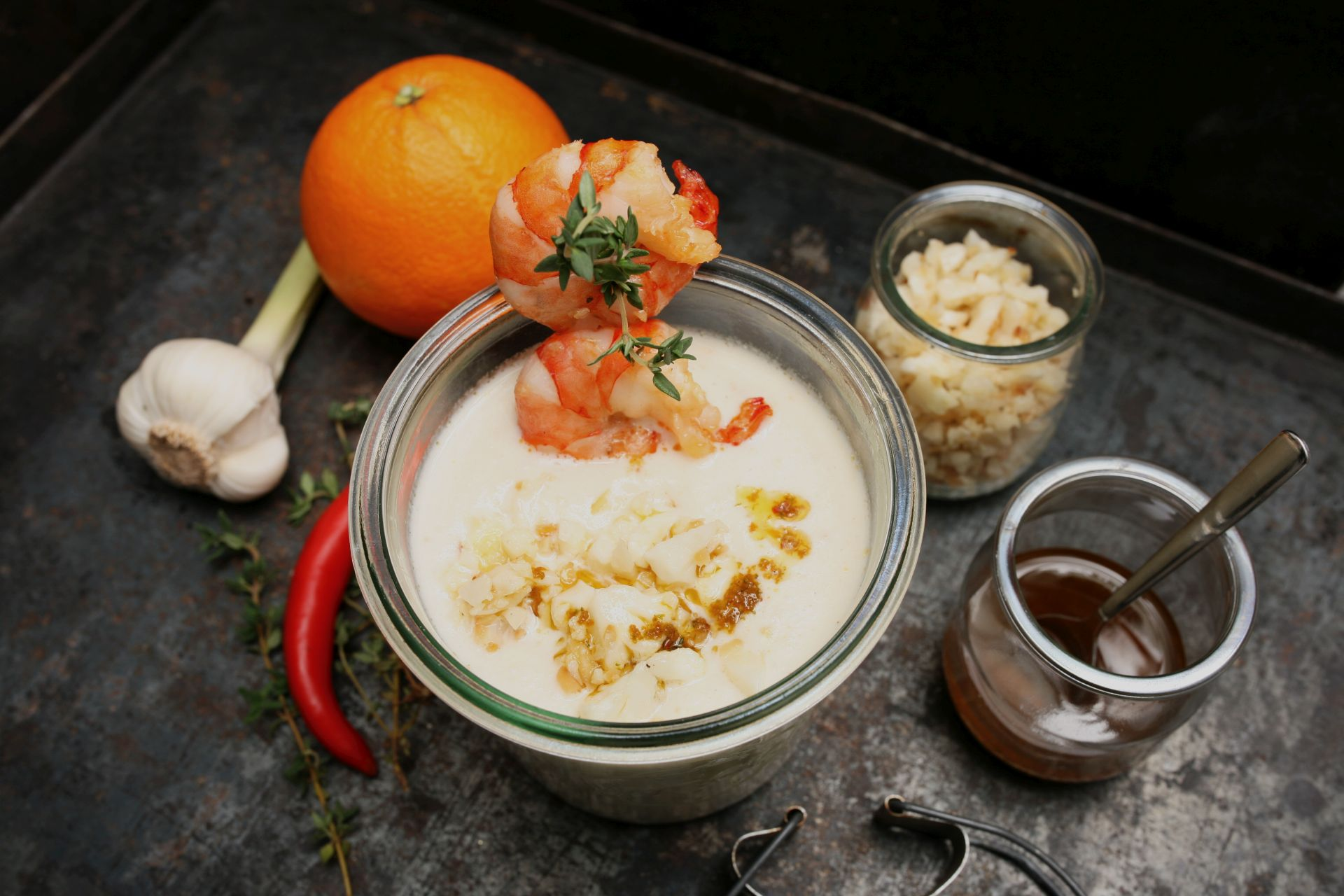 blumenkohl Suppe