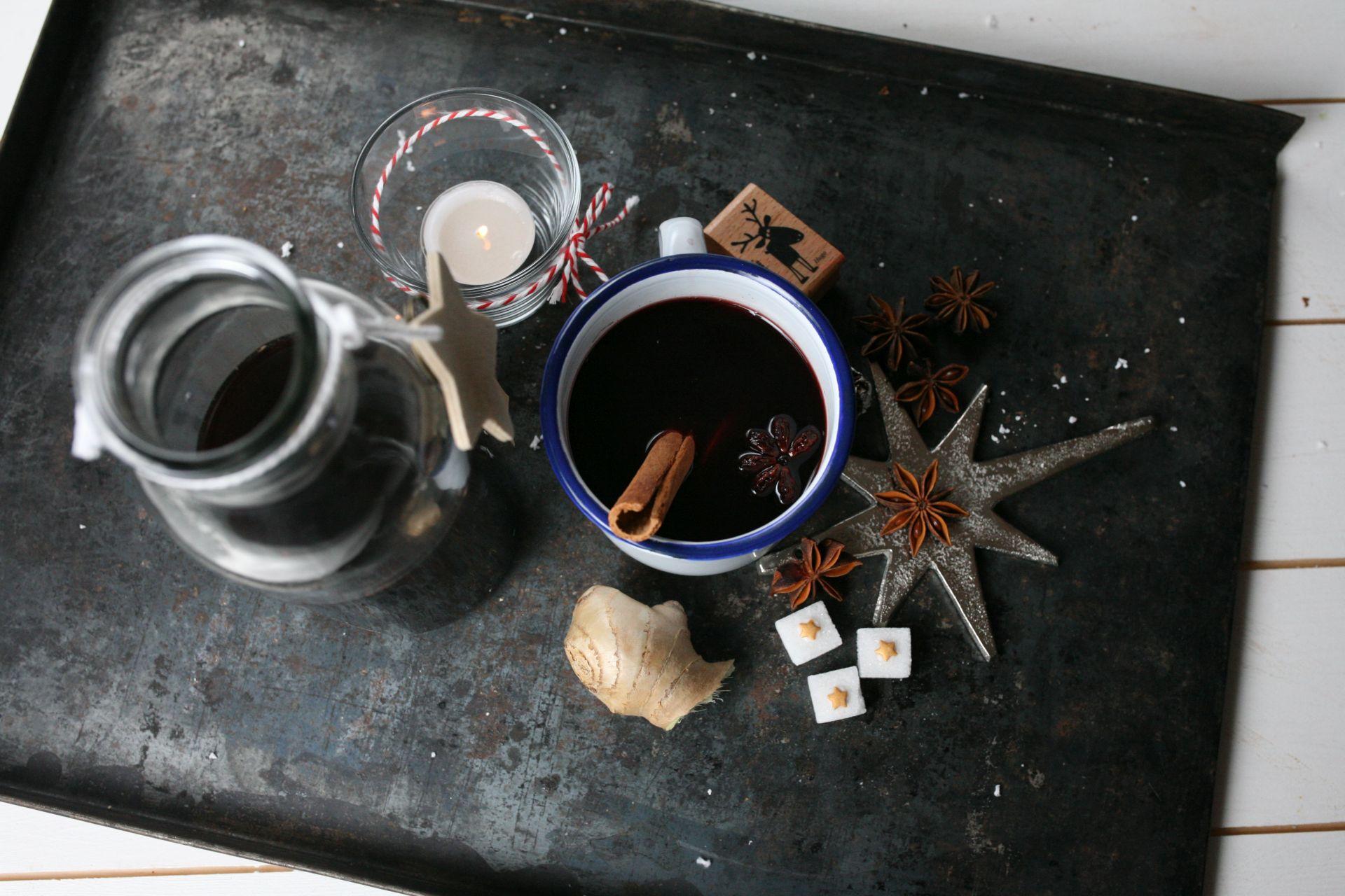 Glühwein Rezept