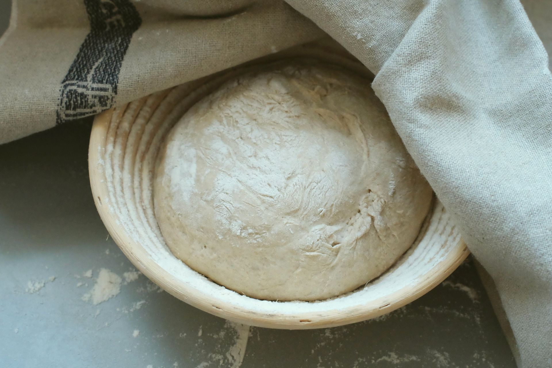 Weizen-Roggen-Brot Rezept