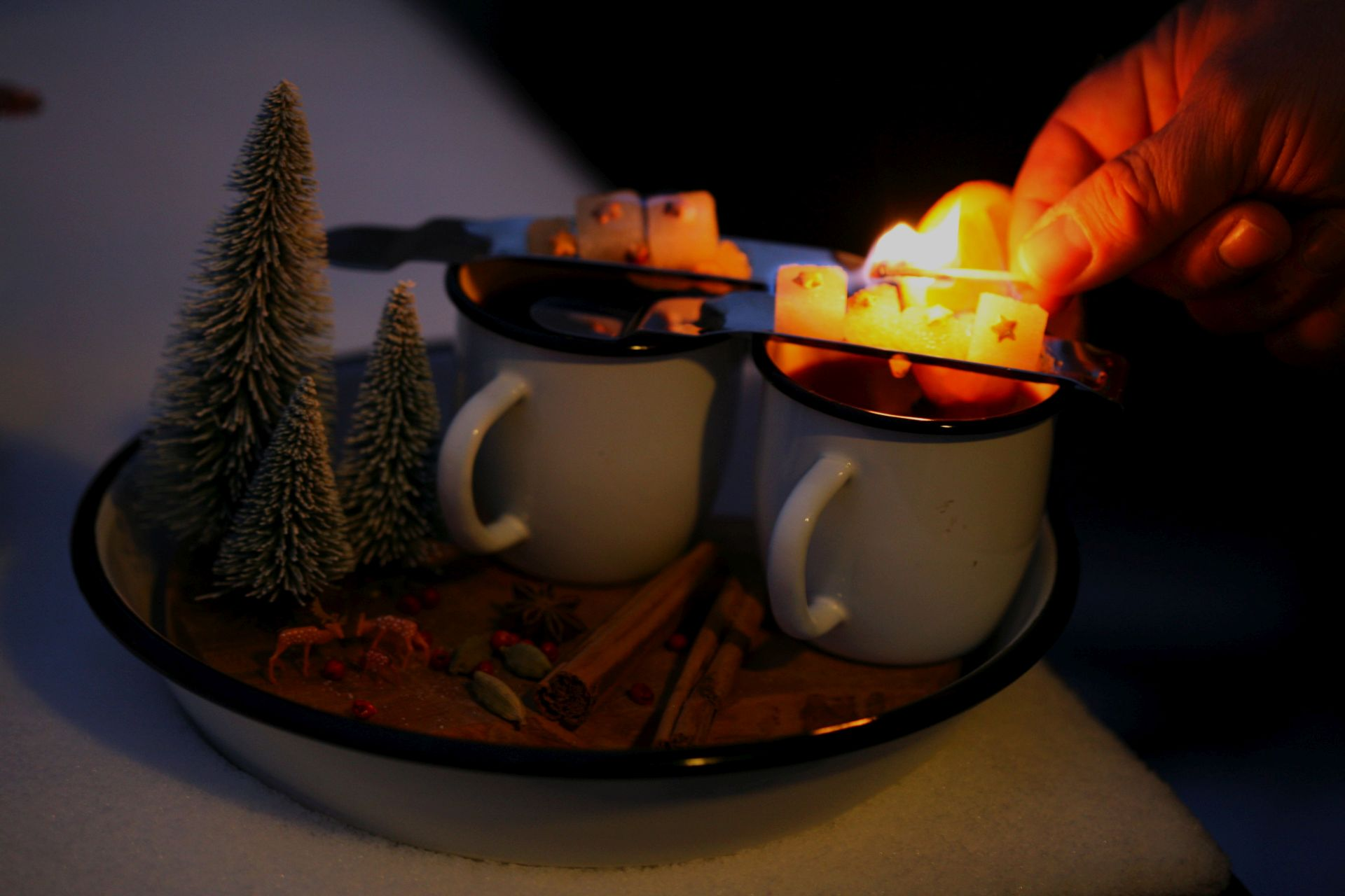 Anleitung und Rezept für Feuerzangenbowle