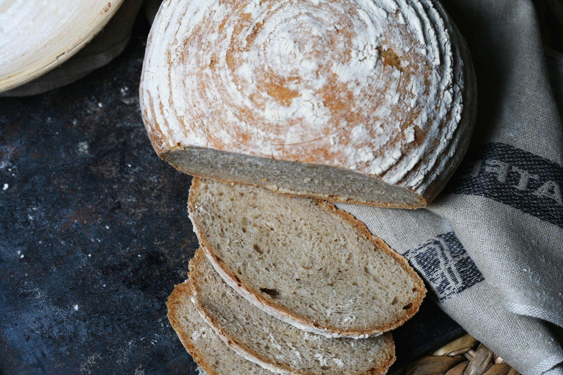 Rezept für Weizen-Roggen Brot