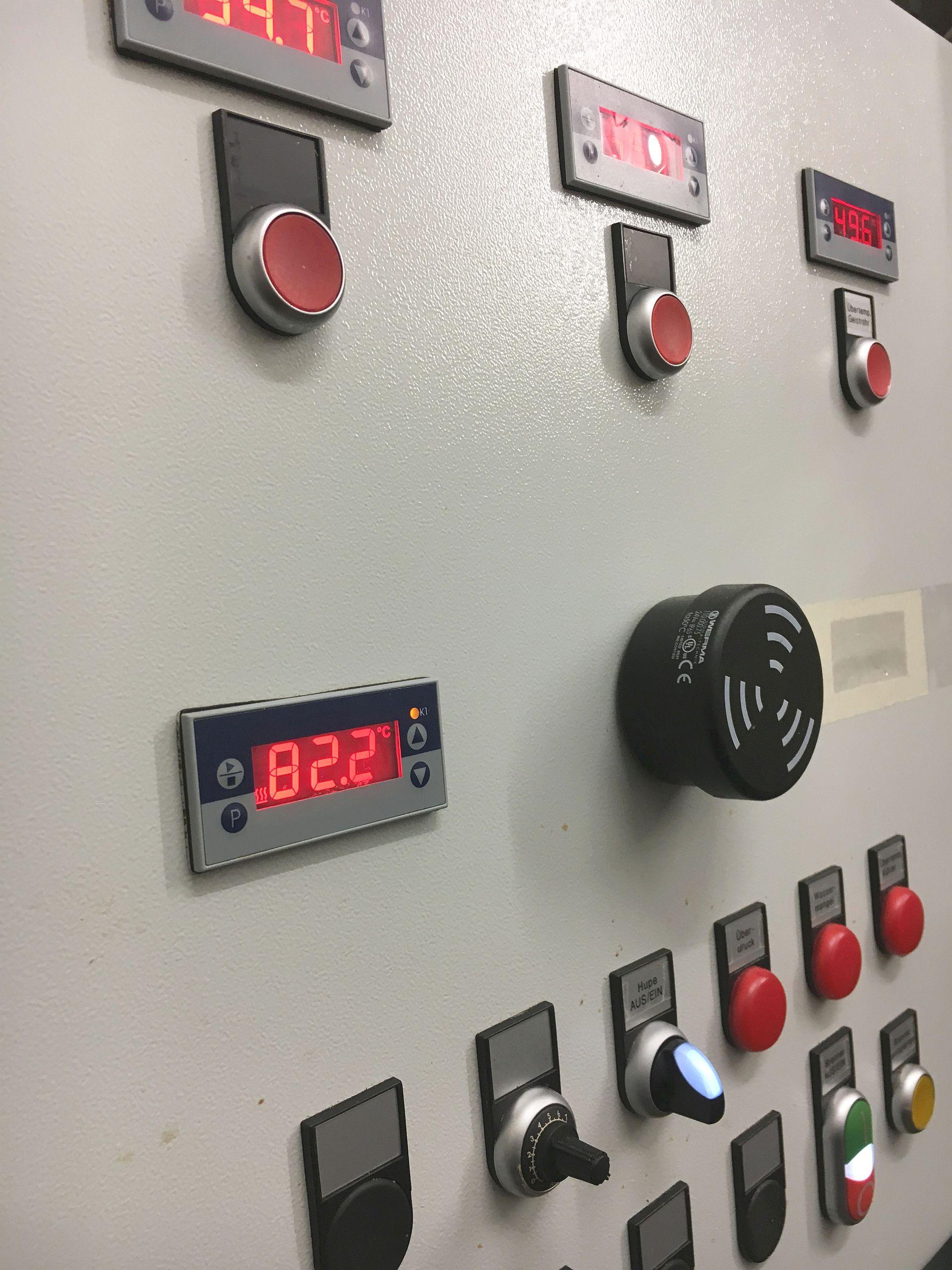 Destillerie Kohler - Der Brand
