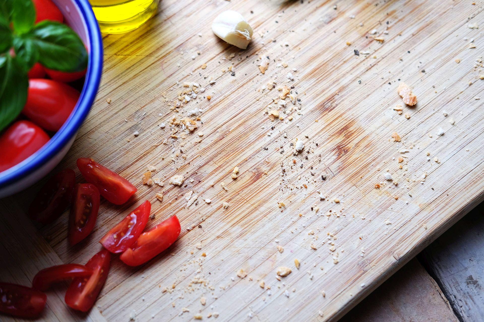 Buruschetta al pomodoro