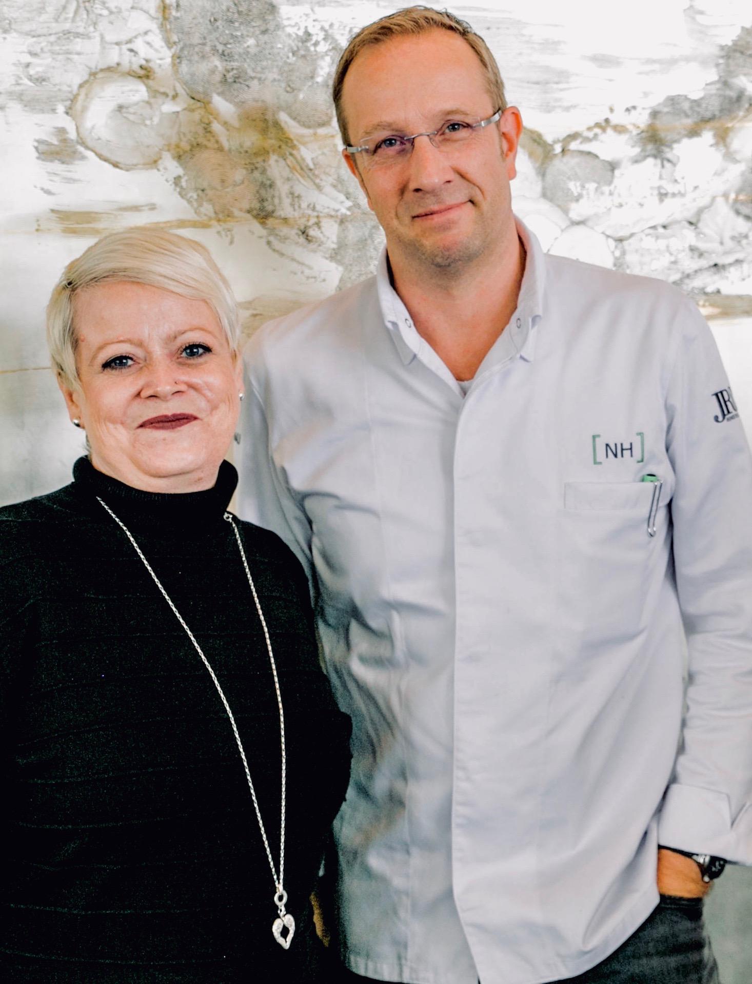 All-Clad und Nils Henkel