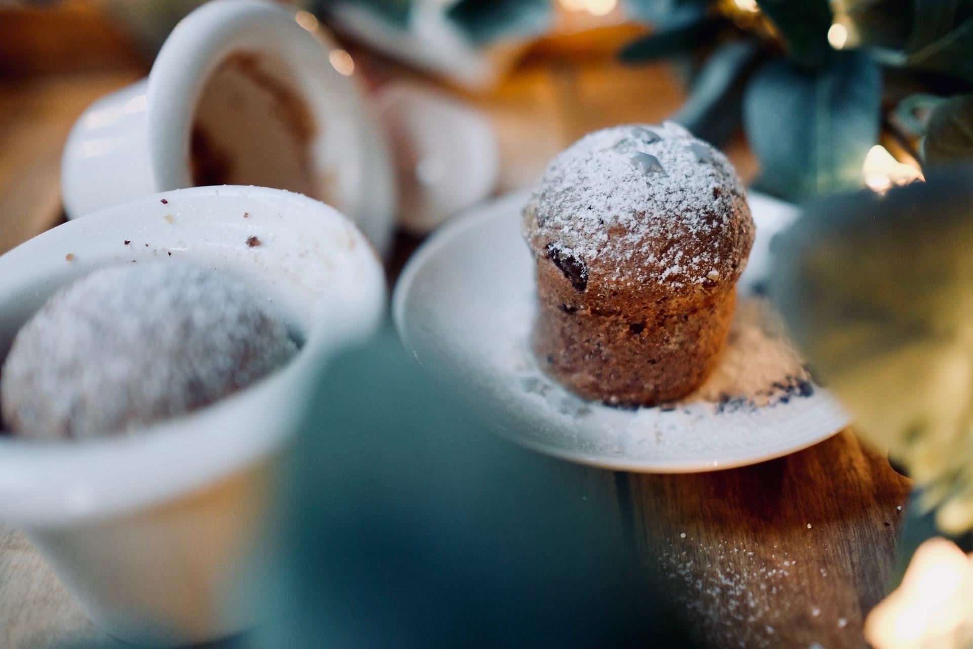 Weihnachtlicher Gewürzkuchen