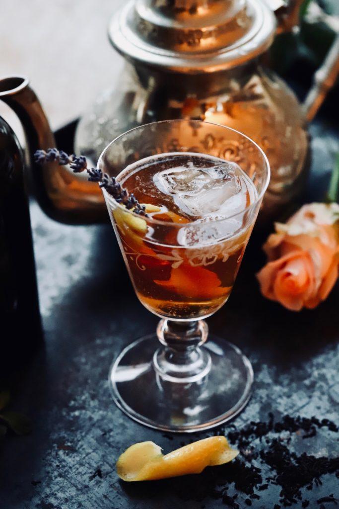 Gin Tonic mit Earl Grey