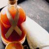 Orangen-Kardamom-Sirup
