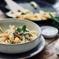 Pasta mit Salbei und Butter
