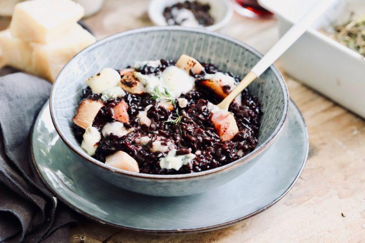 Schwarzer Reis